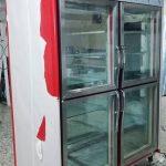 یخچال شیشه تلویزیونی سوپری